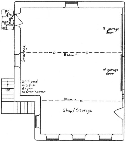 Garage House Plans - Garage Designs at Architectural Designs Magazine